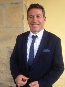 Ignacio de Blas, Presidente de la Peña Campurriana